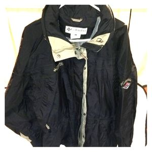 Columbia Omni Tech jacket Snow Rain